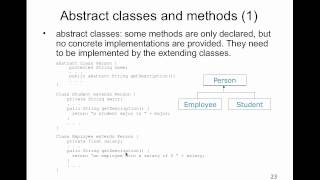 Java Programming - Lecture 6
