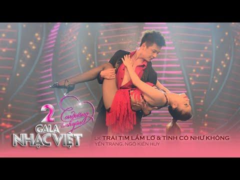 Liên khúc: Tình Có Như Không - Trái Tim Lầm Lỡ (Gala Nhạc Việt 02)