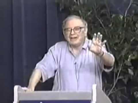 Warren Buffett MBA Inspirational Talk