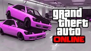 GTA 5 Online: 13 Car Garage How To STORE More Than 10