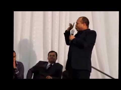 Pregação do Pr. Adeildo Costa na AD do São José - Timóteo-MG