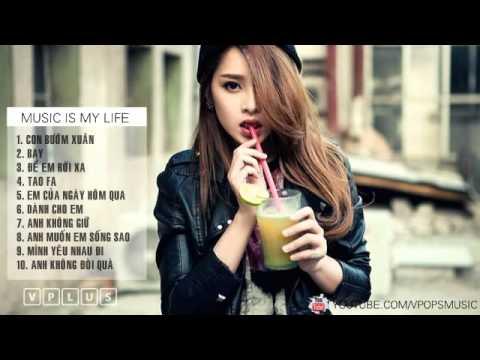 CON BƯỚM XUÂN - Liên Khúc Remix Nhạc Trẻ Hay Nhất 2014