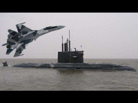 Trung Quốc mua tàu ngầm, máy bay của Nga