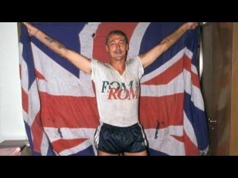 Football Hooligans - England Fans - World Cup Italia '90