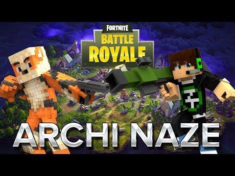 Fortnite BR #7 : ARCHI NAZE