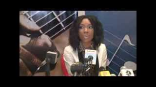 HIP TV NEWS - GUESS WHO BRANDY'S FAVOURITE FEMALE NIGERIAN ARTISTE IS