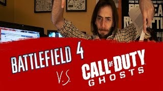 Games - Battlefield vs Call of Duty