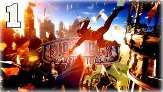 Прохождение игры Bioshock Infinite.