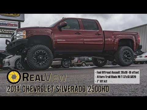 RealView - 2014 Chevy Silverado 2500HD w/ 7