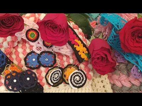 Tejido A  Crochet, Ganchillo, Dos Aguja Y/O Palitos