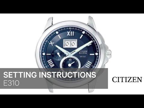 Citizen watches setting - luxuryswisswatchesclock.blogspot.com