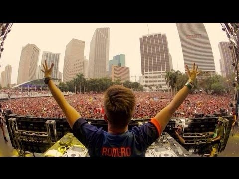 Nicky Romero - Ultra Music Festival 2014 cмотреть онлайн