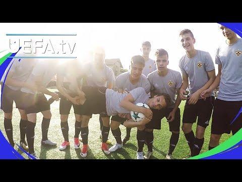 UEFA Youth League Skills challenge: NK Maribor