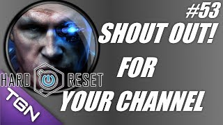 [Shout out for your channel #53- Hard Reset gameplay! (PC gam...] Video