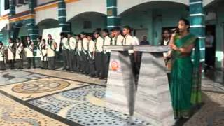 Investiture ceremony in MVA, Burhanpur 2