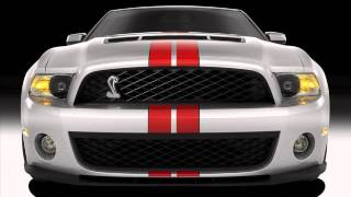 [Ford's accident free shelby GT500 convertible in Leeds] Video