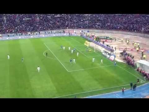 U de Chile 2 O'higgins 1 -Gol Guillermo Marino ( ADN Radio)