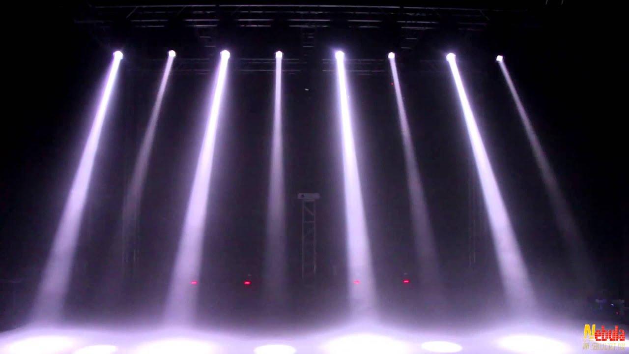 Nebula 60w led beam moving head stage light nbl bm60 moving head led