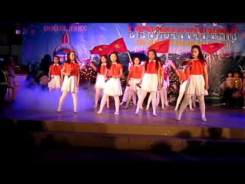 Múa Bay cao tiếng hát ước mơ