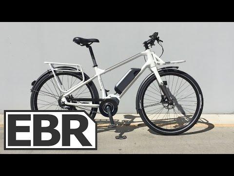 Walleräng M.01 Video Review - Sporty, Modular, Cargo Electric Bike