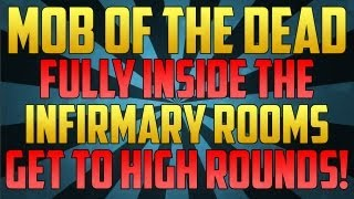 Black Ops 2 Glitches: Inside the Infirmary Rooms on Mob of the Dead