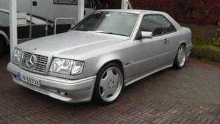 New Amg Mono 18 Rims On My W124 Coupe