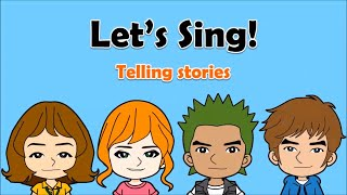 Telling Stories, English on Tour Unit 30, Wh Questions
