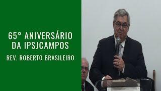 Rev. Roberto Brasileiro Silva