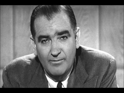 Joseph McCarthy on Democrats - YouTube Joseph Mccarthy