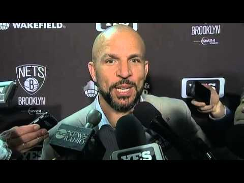 Jason Kidd on Jason Collins & Brooklyn Nets' win over Lakers