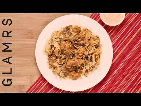 Easy And Tasty Recipe For Yakhni Pulao | Simple Recipe For Kashmiri Mutton Biryani