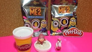 Despicable Me 2 Minion Surprise Bags Universal Studios