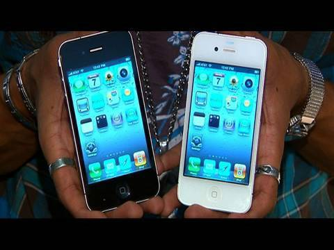 First Look: Apple iPhone 4