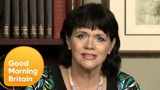 Samantha Markle Concerned About Her Father Following His Heart Attack | Good Morning Britain
