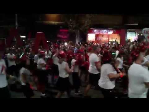 2014 Sydney Gay & Lesbian Mardi Gras - Ending HIV