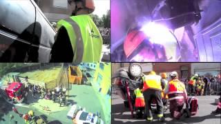 Brandweer Fluvia - 75 jaar Brandweer Zwevegem