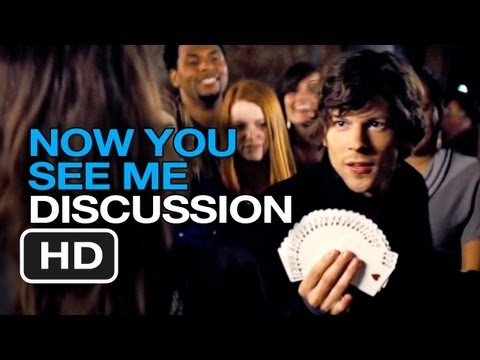 Now You See Me Discussion (2013) - Jesse Eisenberg Movie HD