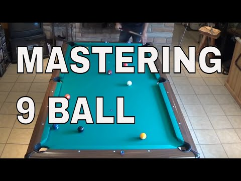 Three 9 Ball Run-Outs Explained (Pool Lessons)