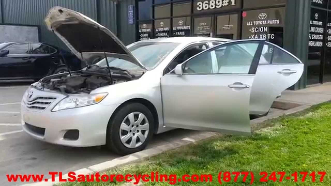Used Oem Toyota Camry Parts Tls Auto Recycling Fuel Filter Location On 2006 2011