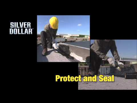 How To Apply An Aluminum Roof Coating Youtube