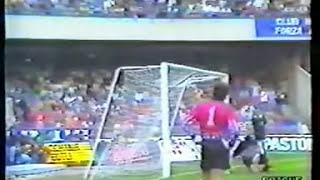 Nápoles - 0 Sporting - 0 (4-3 gp) de 1989/1990 Uefa