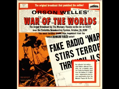 World War? War of the Worlds? The Power of Media & Endgame Scenarios [updated]