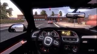 Euro Truck Simulator 2 Audi RS4 Mods Gameplay [HD
