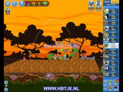 Angry Birds Friends Tournament Level 1 Week 131 (tournament 1) no power-ups