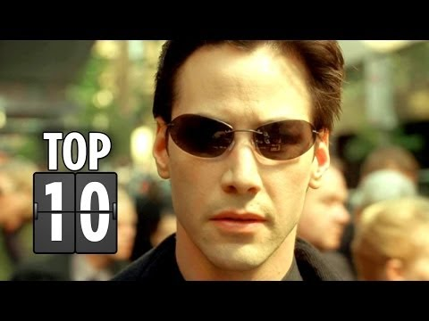 Top Ten Future-Tech Movies - Hi-Tech Movie Countdown HD