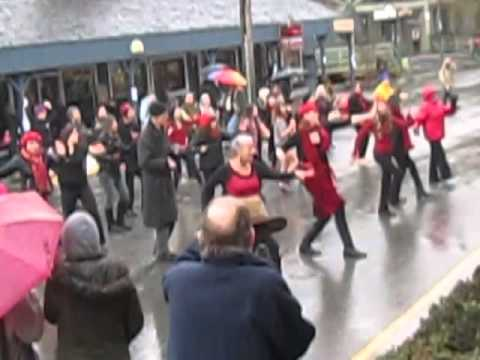 One Billion Rising 4 / Salt Spring Island