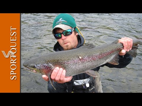 Fly Fishing Bristol Bay Lodge Alaska Amazing Trout, Char and Dolly Varden Action