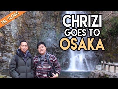 #CHRIZI GOES TO OSAKA!  | TSL Vlogs | EP 45