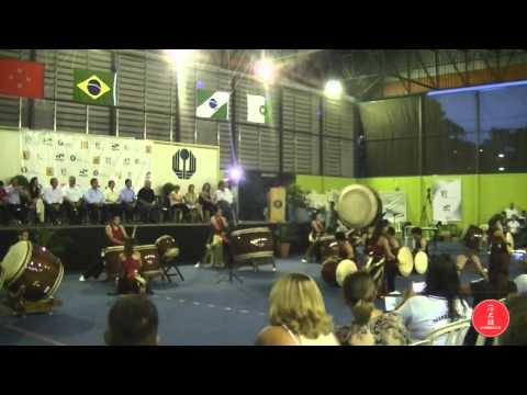 Ishindaiko - Jogos Abertos Paradesportivos do Paraná - Parte 01