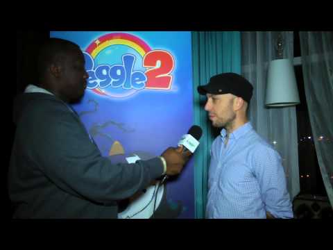 Peggle 2 Xbox One GamerFitNation Interview